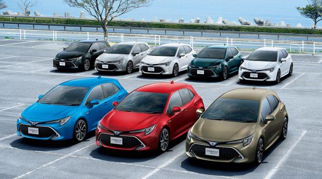 变速箱存瑕疵,2018 Toyota Corolla 进行召回!