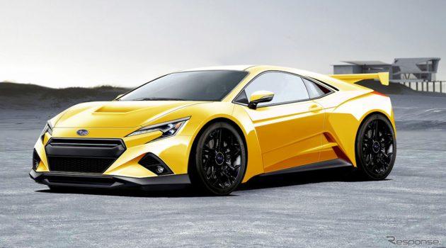 Boxer 引擎入列?新一代 Toyota MR2 或与 Subaru 共同研发!
