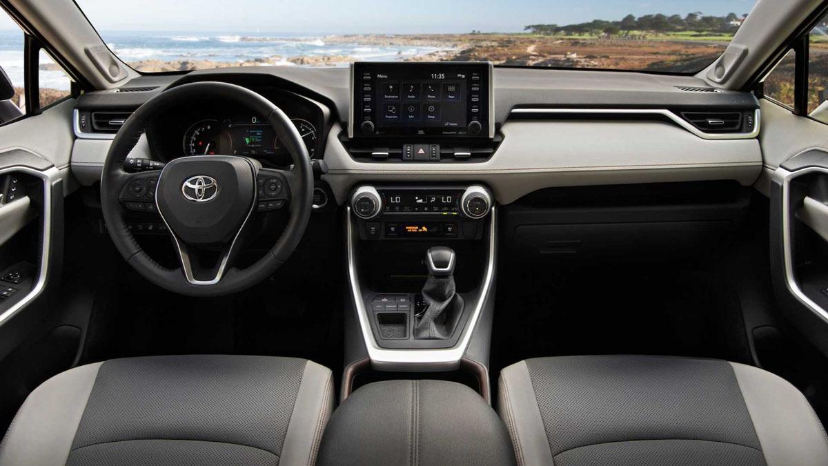 Toyota RAV4 ,从未正式进入东南亚的家庭 SUV !