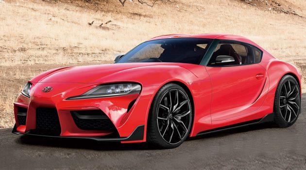 先声夺人! 2020 Toyota Supra 直六排气声浪预告释出!