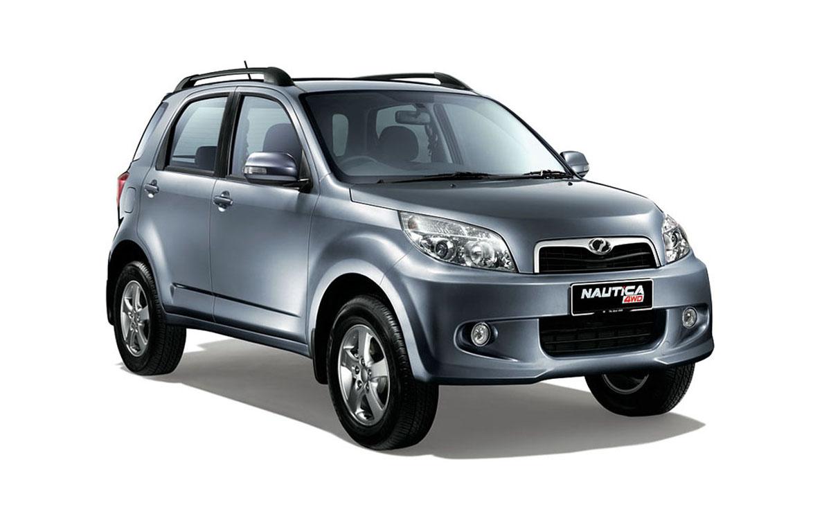 Perodua Nautica 累计注册数只有两百余台!