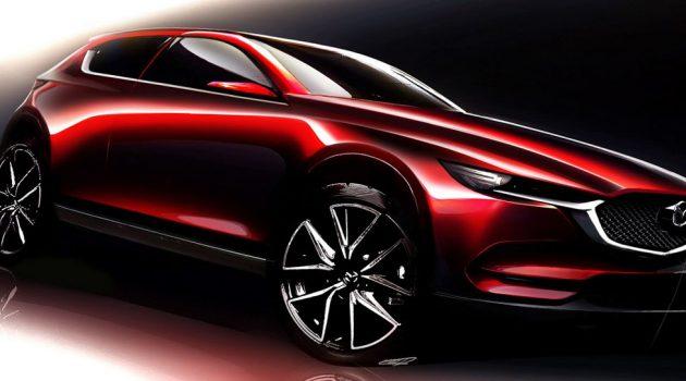 Mazda CX-2 日内瓦车展首发?这款Crossover值得期待!