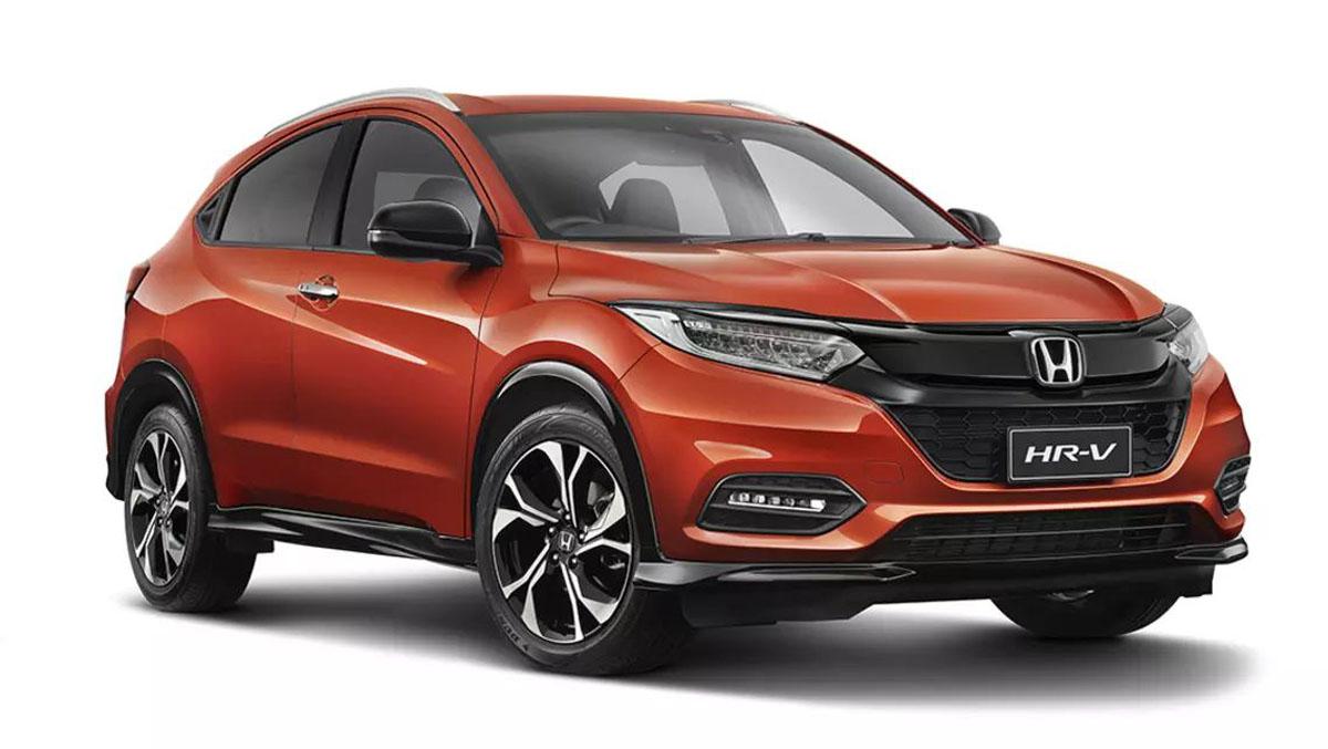 2019 Honda HR-V 规格曝光,将会有 i-DCD 版本!