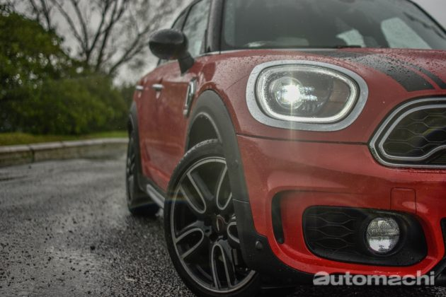 MINI Cooper S Countryman Sports ,不失 MINI 本色!