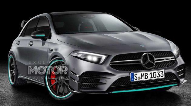 MBM 预告 Mercedes-AMG A45 将登陆我国!