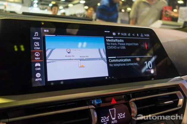 Singapore Motorshow 2019 : BMW 330i G20 实车预览!