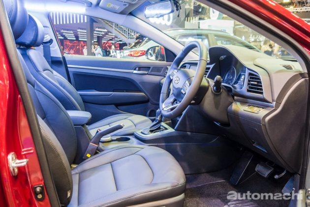 Singapore Motorshow 2019 : Hyundai Avante 实车看一看!