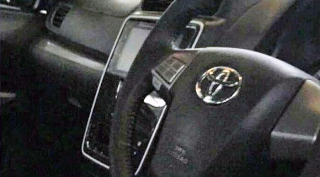 电子空调入列!小改款 Toyota Avanza 内装曝光!