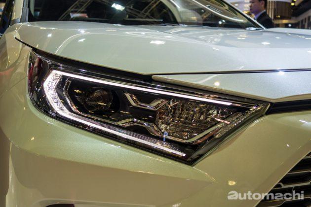 Singapore Motorshow 2019 :Toyota RAV4 登陆狮城!