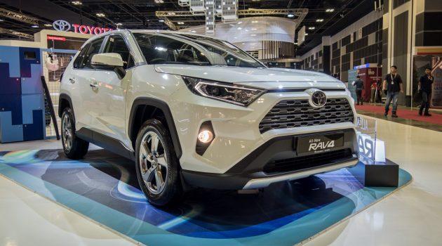 Singapore Motorshow 2019 :Toyota RAV4 狮城上市!
