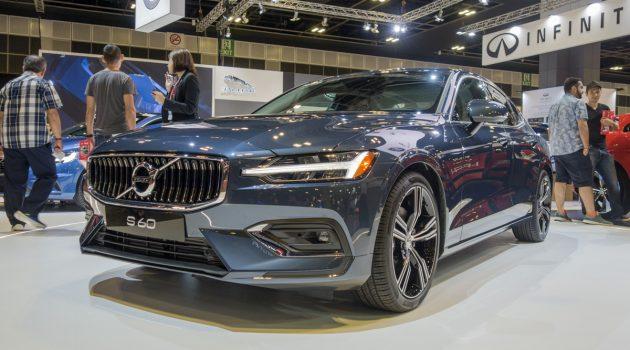 Singapore Motorshow 2019 : 2019 Volvo S60 现身预览!