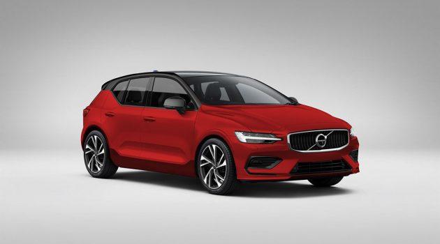 Volvo V40 大改款或成为全新的 SUV Coupe 车型!