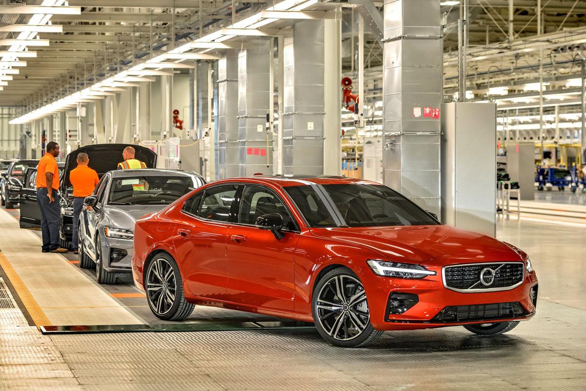 Volvo Cars 2018年销量创历史新高,有望成为全球第四大豪华品牌!
