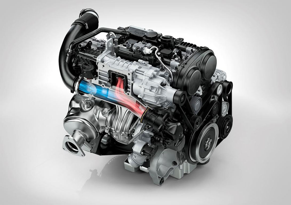 Geely YF11 将直接采用 Volvo T5 引擎!