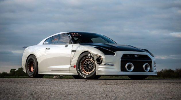 史上最强 GTR ? AMS Performance R35 刷新家族新纪录!
