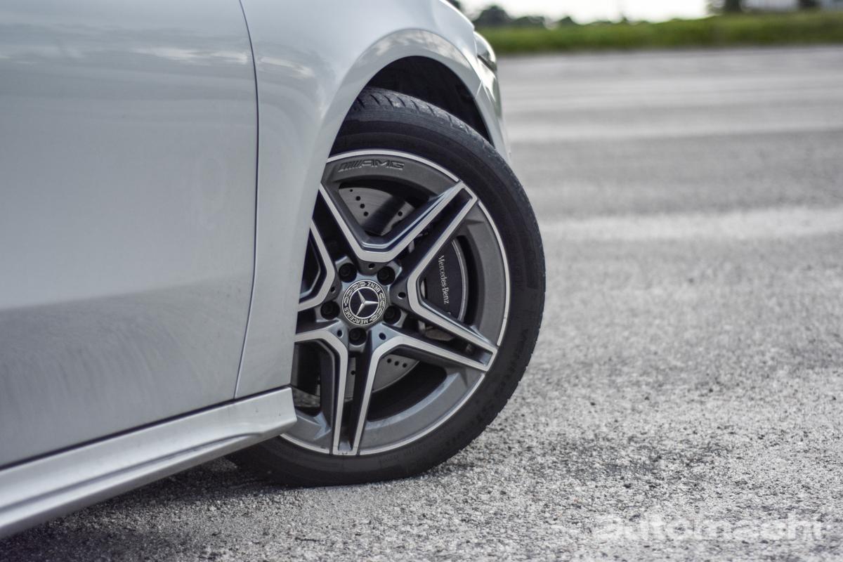 Mercedes-Benz A250 AMG Line ,体会得到的进化!