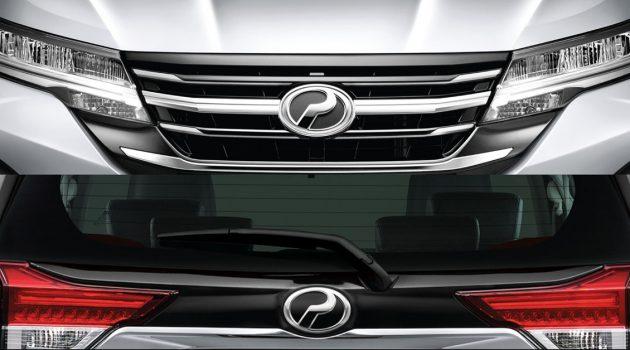 Perodua Aruz 并非贴牌 Rush 而是和 Daihatsu 共同开发!