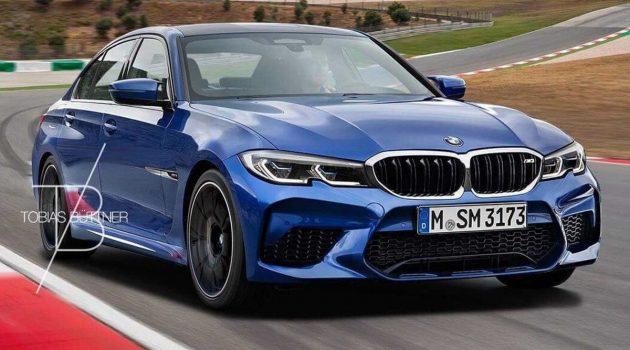 2020 BMW M3 最大马力将冲破 500 hp 大关!