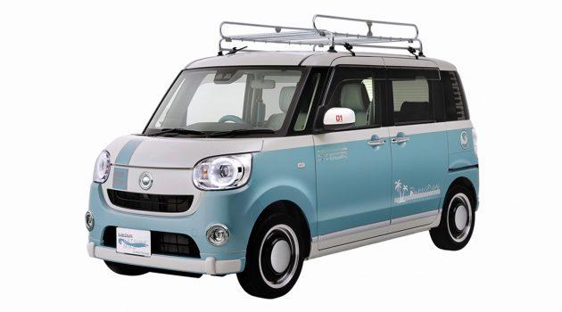 超实用 K-car!Daihatsu Move Canbus 推出特别复古版!