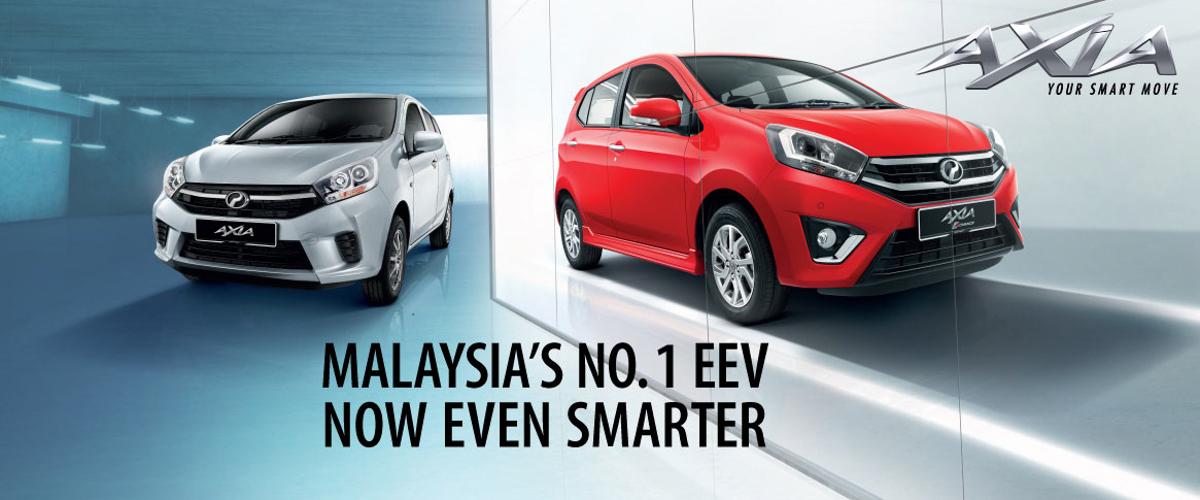 2018年东南亚十大畅销车款,第三名竟是 Perodua Axia !