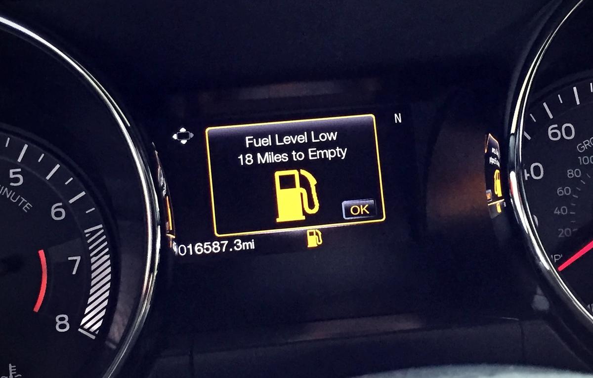 油表灯亮了才去加油,会伤害 Fuel Pump ?