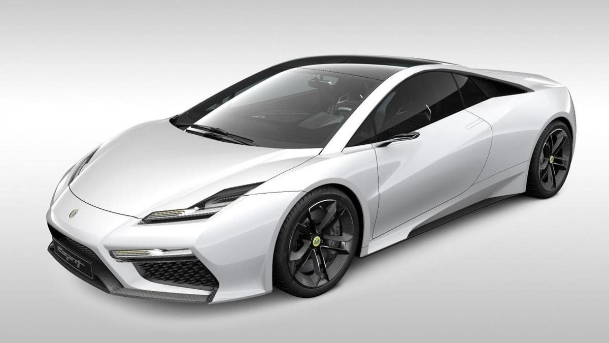 有富爸爸真好! Lotus 未来会有大计划!