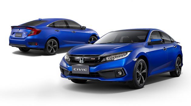 官网价格消失!小改款 Honda Civic 即将来马?