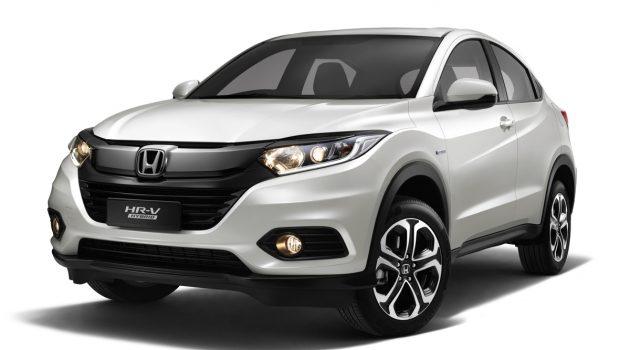 我国是日本以外唯一销售 Honda HR-V Hybrid 的国家!