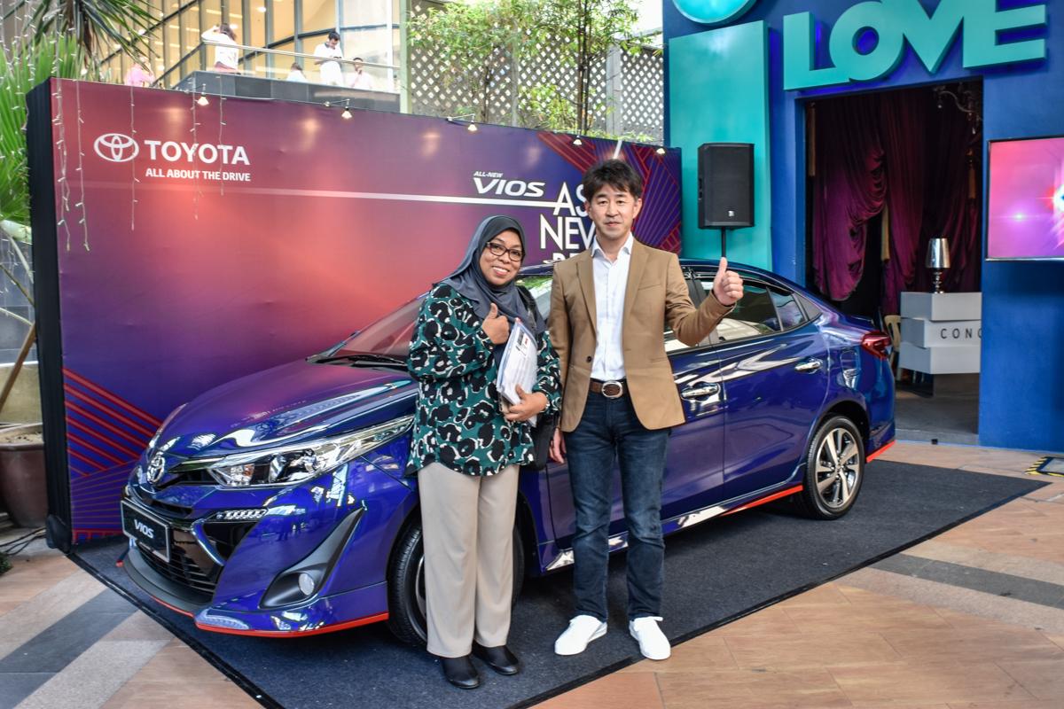2019 Toyota Vios 正式发表,售价 RM 77,200 起跳!