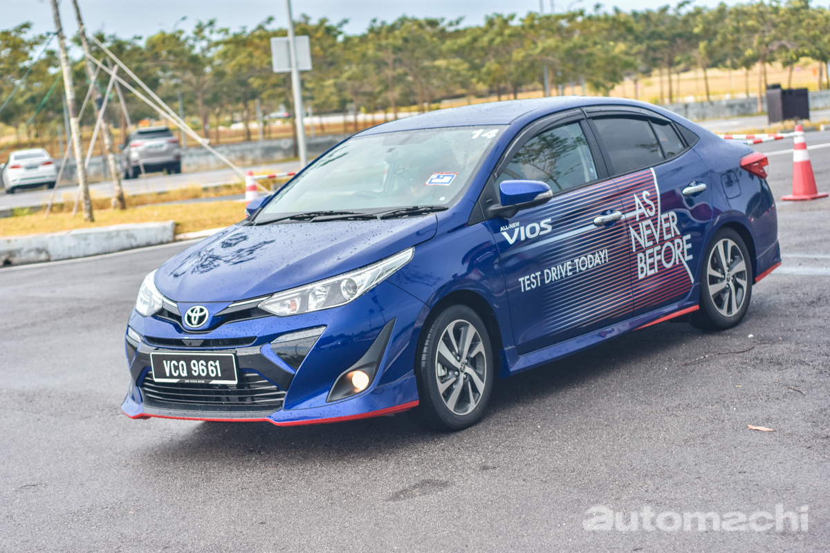 2019 Toyota Vios ,终于跟上主流!