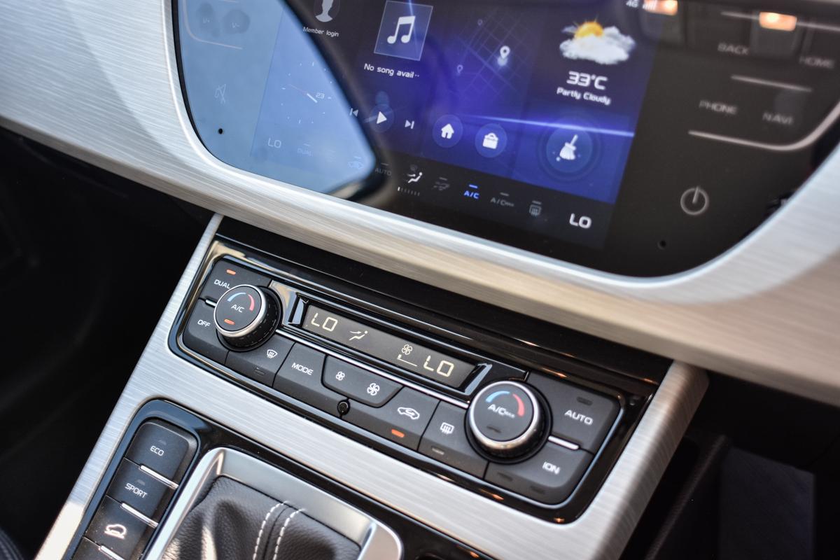 Proton X70 Executive AWD ,另外一个不同的选择!