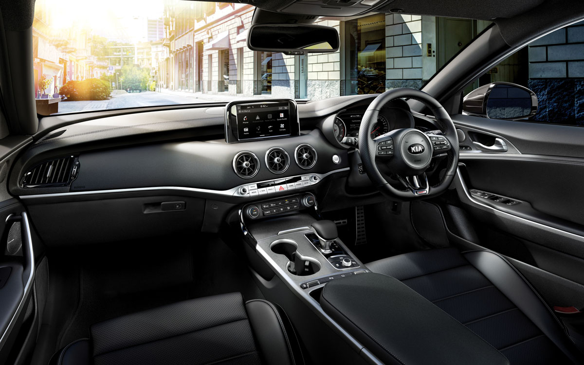 Kia Stinger 价格调涨,最大涨价幅度达到7万令吉!
