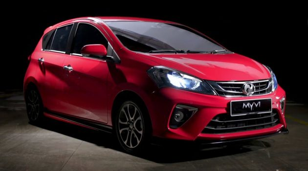 Perodua Myvi 有机会获得升级版的 ASA 2.0!