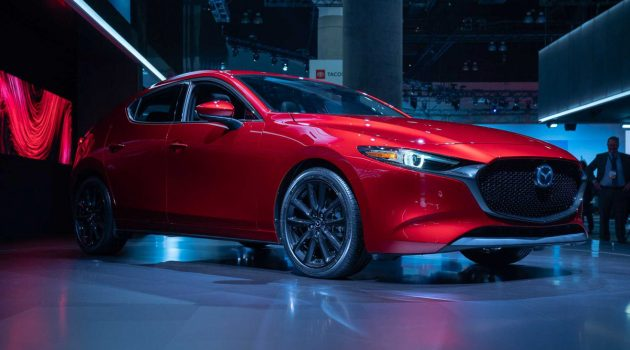 Mazda Skyactiv-X ,它并不是为了取代 Skyactiv-G !