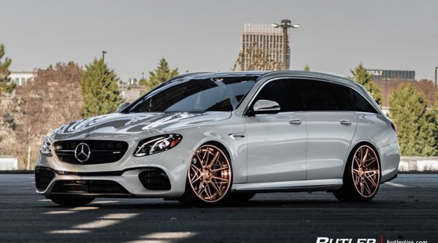 0-100不到3秒!813 hp 的 Mercedes-AMG E63 S Estate!