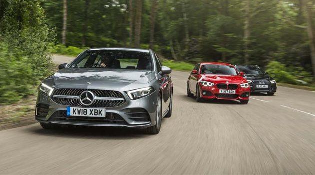 新一代 Mercedes-Benz A-Class 将与 BMW 1 Series 共同开发?