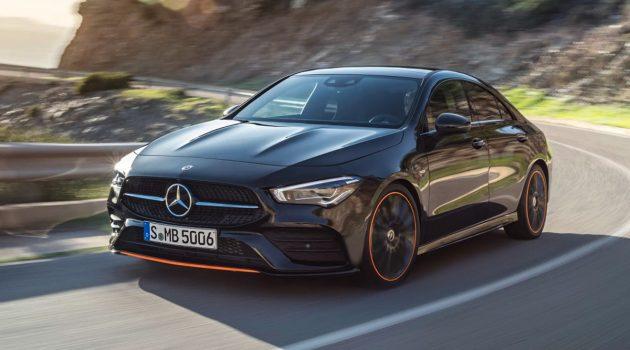 2019 Mercedes-Benz CLA 发表前夕细节全数曝光!