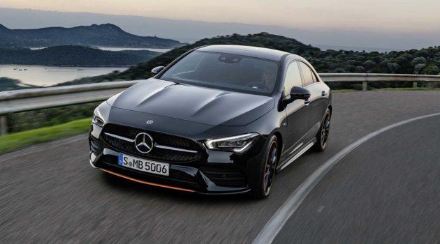 最大马力确认 221 hp! Mercedes-Benz CLA250 更多细节!