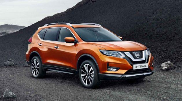 泰规小改款 Nissan X-Trail 动力配置有更新!