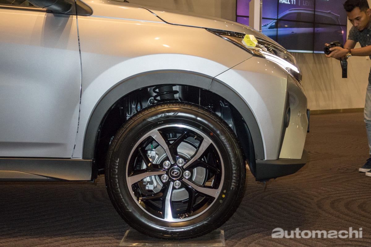 Perodua Aruz 正式发表,售价 RM 72,900 起跳!