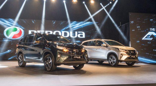 Perodua Aruz 涨价?新价格从RM 77,900起跳!