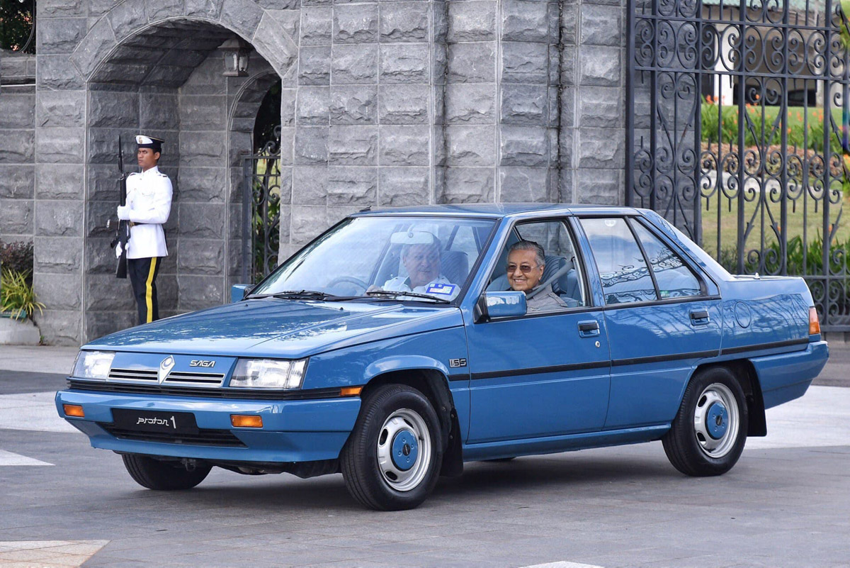 RM 500万的 Proton Saga ?商人开天价要买 Proton 1 !