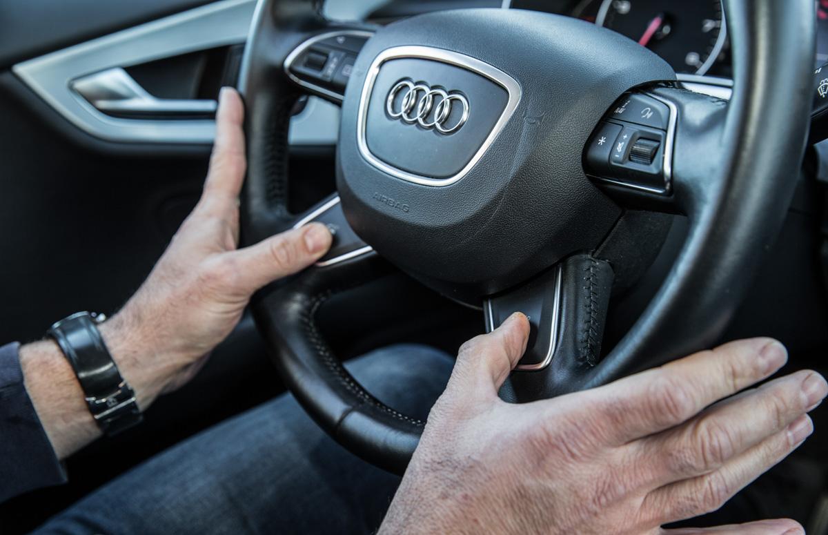 你不知道的事: Steering Wheel 竟然比马桶脏4倍!