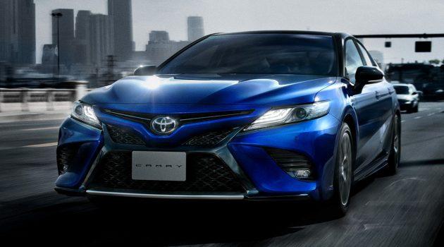 泰羡慕!泰国 Toyota Camry XV70 或将追加运动版本!