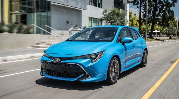 看一看 Consumer Reports 如何评价 Toyota Corolla !