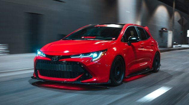 日系钢炮酝酿中! Toyota Corolla GR 两年内登场!