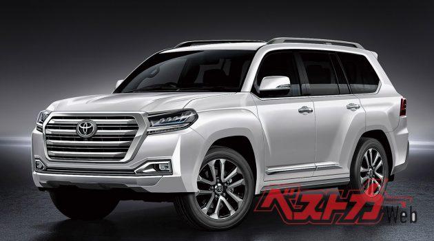 改朝换代!Toyota Land Cruiser 2020年推出大改款!