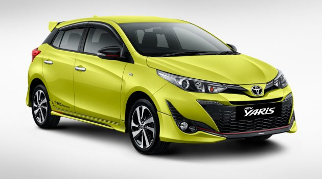 Toyota Yaris 第一季登陆我国?售价或有惊喜!