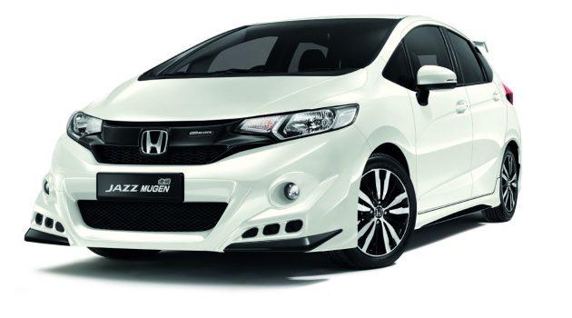 Honda Malaysia 推介 Jazz Mugen 以及 BR-V Special Edition 版本!