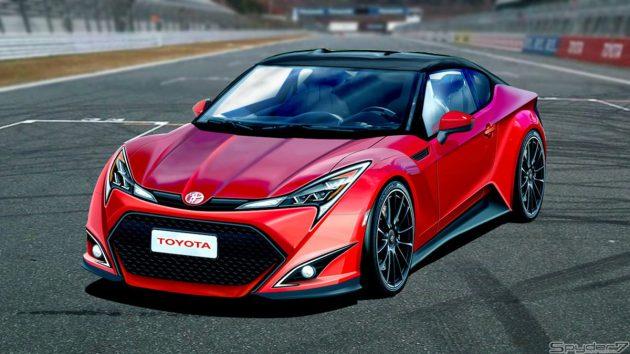 Toyota 高层确认新一代 Toyota 86 正在开发中!